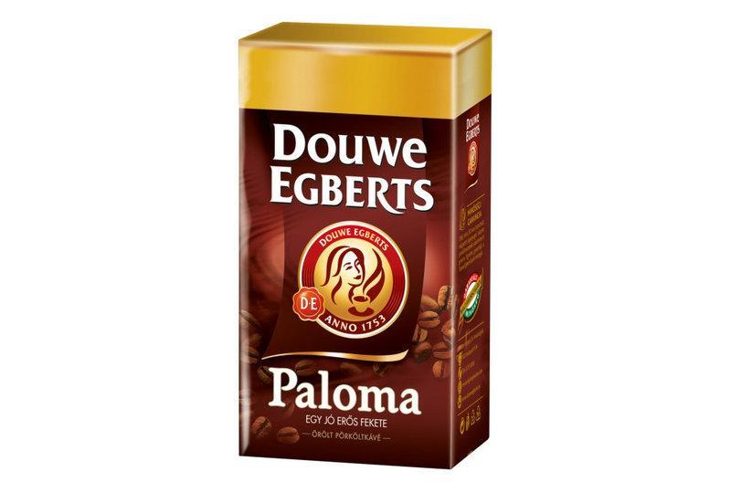 Молотый кофе DOUWE EGBERTS Paloma 250 г. - Продукты -товары из Венгрии и Европы опт- розница https://decorpresent.com.ua    в Закарпатской области