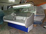 Кондитерская витрина Технохолод 1,5 бу, прилавок кондитерский б/у, фото 3