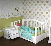 Постельное белье, одеяла и принадлежности в кроватку