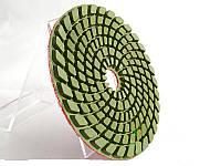 Круг полировальный гибкий (черепашка) Baumesser 100x4x15 №30 Premium