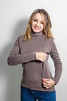 Ангоровый гольф для беременных и кормящих мам