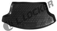 Резиновый коврик в багажник Kia Sportage III 10- 16 Lada Locer (Локер)