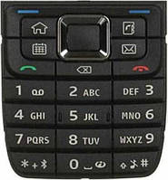 Клавіатура Nokia E51 Black