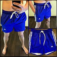 "Мужские шорты ""Adidas"" / плащевка, сетка / Украина"