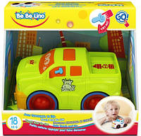 Сенсорная гоночная машина Коснись и езжай, BeBeLino