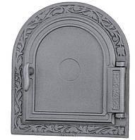 Чугунная дверца DPK10 365x325