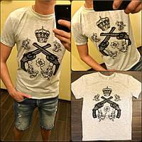 Мужская футболка / коттон / Украина, фото 1