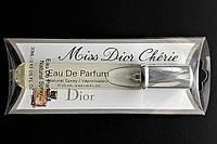 "Парфюм миниатюра на блистере Christian Dior ""Miss Dior Cherie"" 20 мл для женщин"