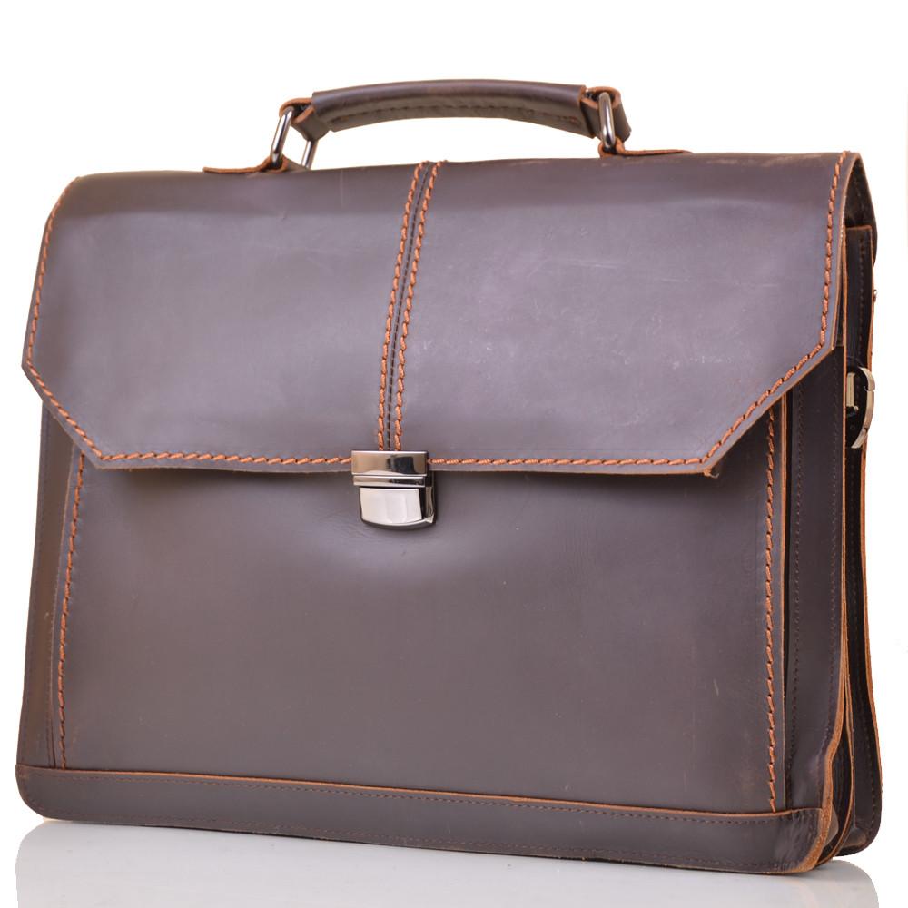 e0d1b6fe9b8f Портфель ETERNO Мужской кожаный портфель с карманом для ноутбука 12,6