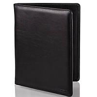 Мужская кожаная папка-органайзер для документов и деловых бумаг VALENTA (ВАЛЕНТА) VA131911