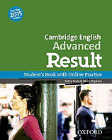 Cambridge English Advanced Result. Student's Book with Online Practice