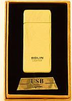 Зажигалка USB Bolin