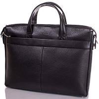 Кожаный мужской портфель с отделением для ноутбука KARLET (КАРЛЕТ) SHI5709-2FL