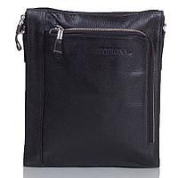 Сумка-планшет Tofionno Мужская кожаная сумка-планшет TOFIONNO (ТОФИОННО) TUW018-4-black