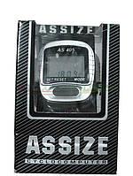 """Велокомпьютер ASSIZE AS-405  проводной (11 режимов)  """"Тайвань"""""""