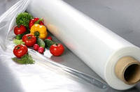 Пленка белая полиэтиленовая (прозрачная) 3м  100мпм