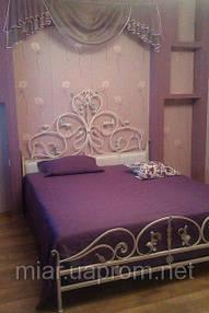 Кованая кровать ИК 071 3