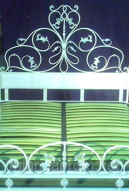 Кованая кровать ИК 071 5