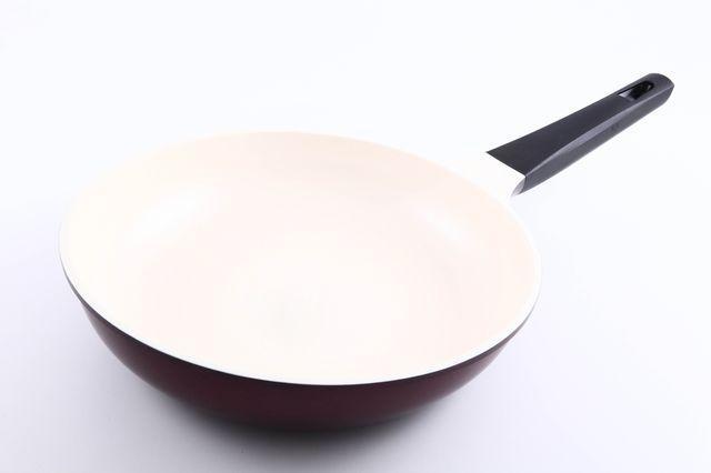 """Сковорода """"Meridian"""" 28см алюминиевая с керамическим антипригарным покрытием Fissman"""
