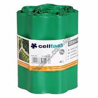 Ограждение для газонов Cellfast 20x900 см коричневое/зеленое