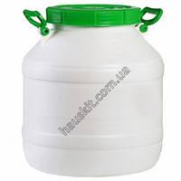 Бочка пищевая пластмассовая Лемира 30 л