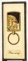 Зажигалка USB брелок
