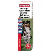 Гель для очистки зубов и свежести дыхания без применения зубной щетки Beaphar