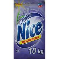 MultiChem. Пральний порошок Nice Lavendel, 10 кг. Стиральный порошок бесфосфатный, аромат лаванды.