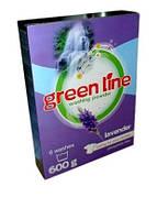 MultiChem. Пральний порошок Green Line Lavendel, 0,6 кг. Стиральный порошок бесфосфатный, аромат лаванды.