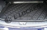 Резиновый коврик в багажник Mitsubishi ASX сабвуфер 10-  Lada Locer (Локер)
