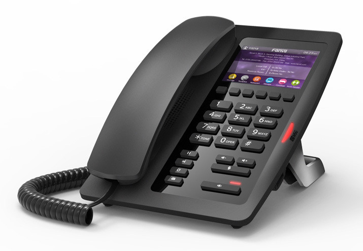 IP телефон для отеля Fanvil H5
