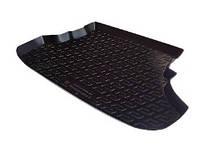 Резиновый коврик в багажник Mitsubishi Lancer X 07- Lada Locer (Локер)
