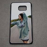 Печать фото на чехле для Samsung Galaxy S6 Edge Plus