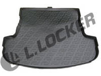 Резиновый коврик в багажник Mitsubishi Outlander III 12L-  Lada Locer (Локер)