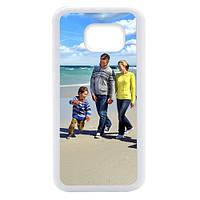 Печать фото на чехле для Samsung Galaxy S7 силикон (TPU)