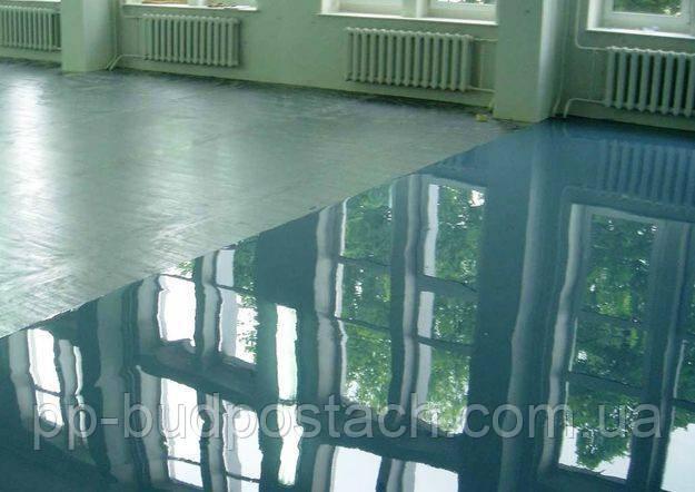 Що таке наливна підлога