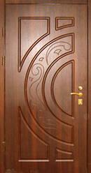 Металлические двери одностворчатые