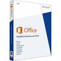 Microsoft Office Pro 2013 32/ 64 Russian DVD BOX (269-16288)