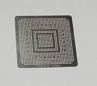 BGA шаблоны Nvidia 0.6 mm GO6800-B1 трафареты для реболла реболинг набор восстановление пайка ремонт прямого н