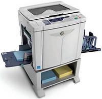 Печать на ризографе (отдельные тиражи)