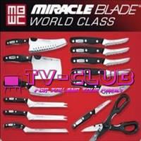 Набор ножей Miracle Blade World Class Мирэкл Блэйд 13 предметов