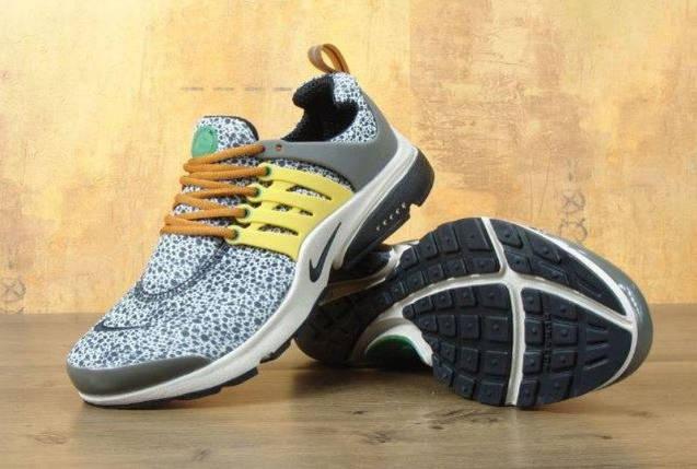 """Мужские кроссовки в стиле Nike Air Presto SE QS """"Safari"""", фото 2"""