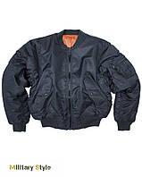Куртка льотна MA1 США (Dark Blue)