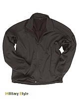 Куртка Softshell триламинат, лёгкая (Black)