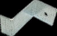 Z-подобное крепление для подоконника универсальный