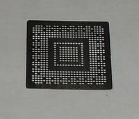 BGA шаблоны Nvidia 0.5 mm GFGO7400-N-A3 трафареты для реболла реболинг набор восстановление пайка ремонт прямо
