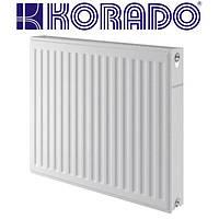 Стальные радиаторы KORADO 11 600*1100 Чехия (боковое подключение)