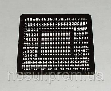 BGA шаблоны Nvidia 0.5 mm NF790IU-SLI-N-B1 трафареты для реболла реболинг набор восстановление пайка ремонт