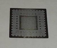 BGA шаблоны Nvidia 0.5 mm GF108-876-A1 трафареты для реболла реболинг набор восстановление пайка ремонт прямог