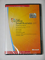 Microsoft Office Small Business 2007 Ukrainian BOX (NQT-00005)